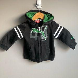 3/$15🌴 Boy's Puma Hoodie Size 18M